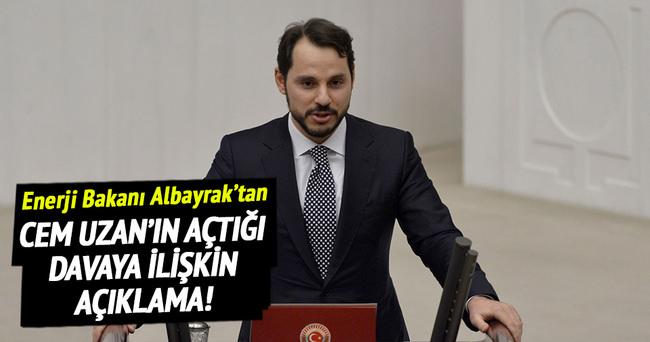 Tahkim'in kararı sonrası Bakan Albayrak'tan açıklama!