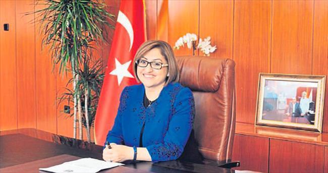 Şahin uluslararası belediyeler başkanı