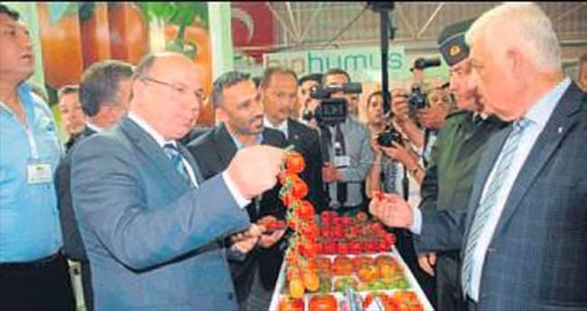 Fethiye'de 6'ncı Tarım Fuarı açıldı