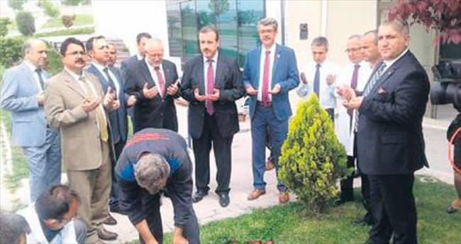 Devlet Hastanesi'ne MR ünitesi açıldı