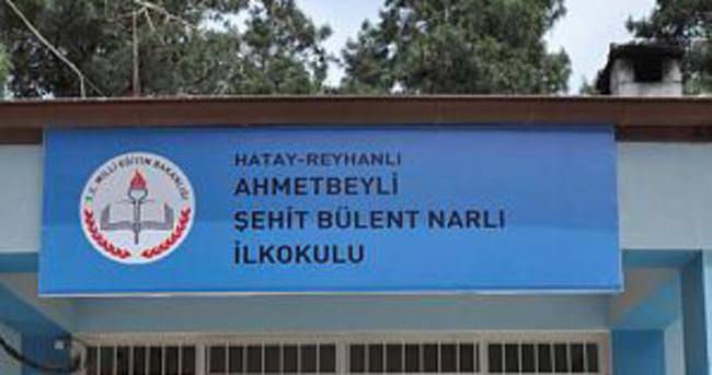 Şehit askerin adı eğitim gördüğü okula verildi