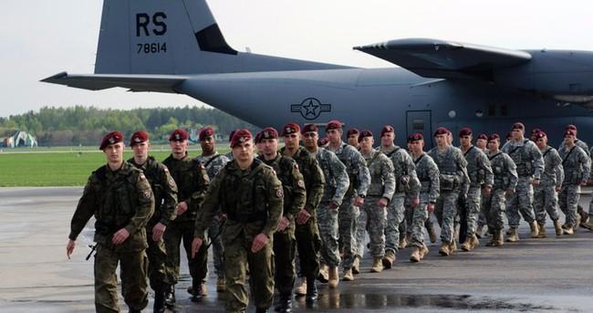 ABD ordusunda tatbikat skandalı