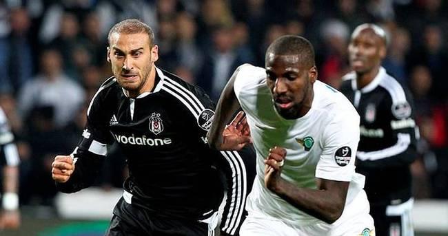 Beşiktaş - Akhisar 8. kez...