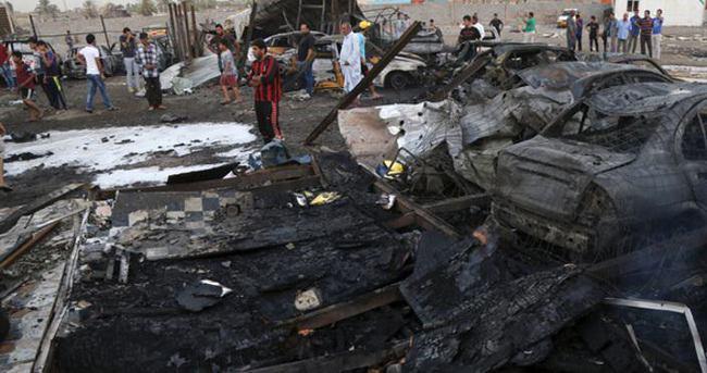 Bağdat'ta camiye saldırı: 25 ölü