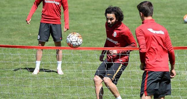 Galatasaray'da Selçuk İnan sevinci