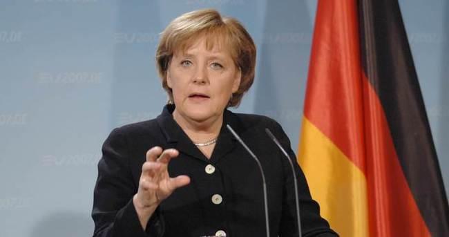 Merkel'in Türkiye ziyareti