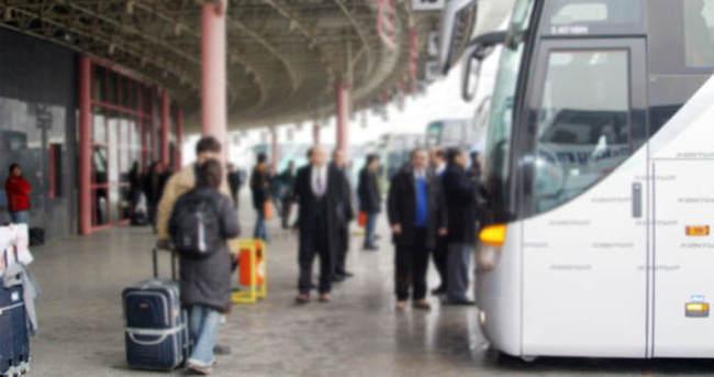 Denizli Otobüs Terminali'nde cenin bulundu