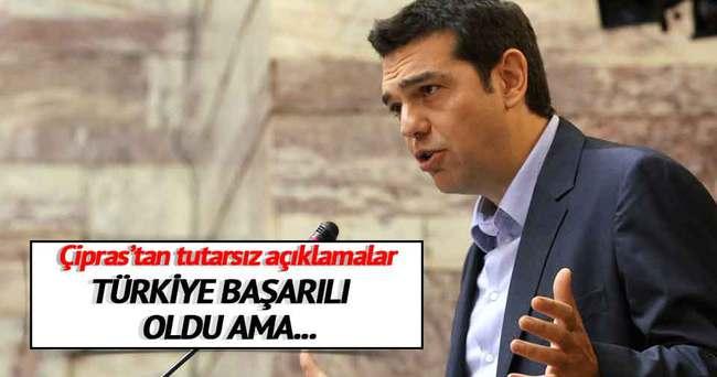 Yunanistan Başbakanı Çipras'tan Türkiye'ye suçlama