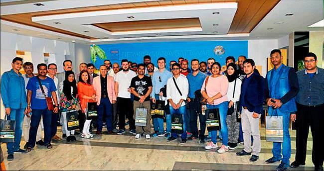 Tur operatörleri Manavgat'a geldi