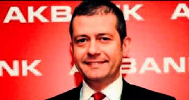 Akbank'ın üç aylık kârı 1 milyarı aştı