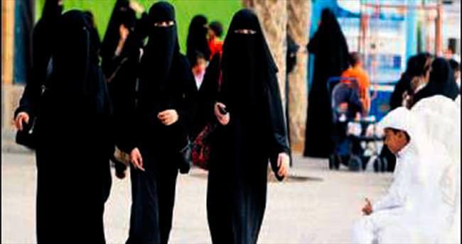 Suudi kadınlara çalışma izni verildi