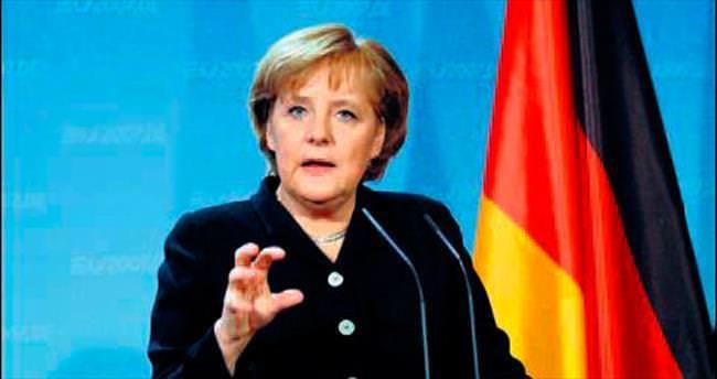 Merkel T.C. vatandaşı olmak isterse…