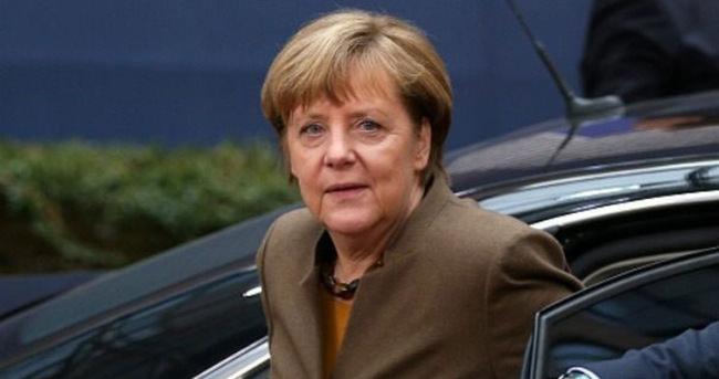 Angela Merkel bugün Kilis'e geliyor
