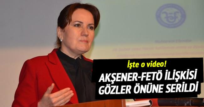 İşte Meral Akşener ve FETÖ ilişkisi!