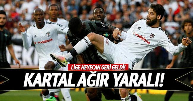 Akhisar Belediyespor 3 - 3 Beşiktaş