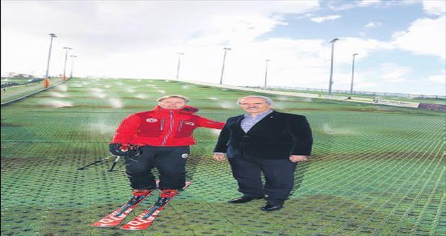Bursa'da 4 mevsim kayak dönemi başlıyor