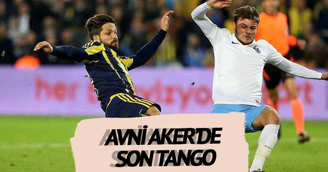 Avni Aker'de son tango