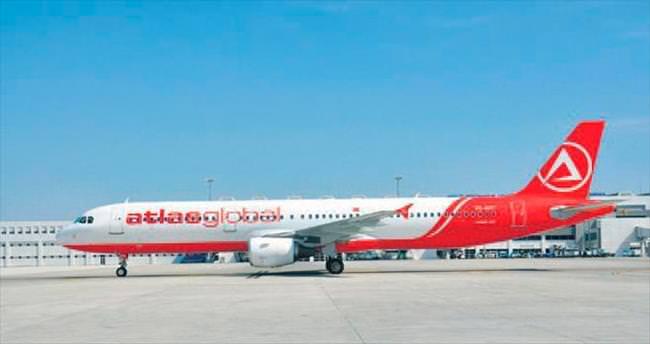Atlasglobal'den iki yeni havayolu