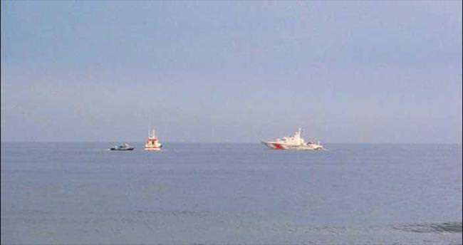 Kumburgaz'da tekne battı iddiası korkuttu