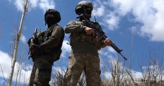 PKK'nın mayın ürettiği yer imha edildi