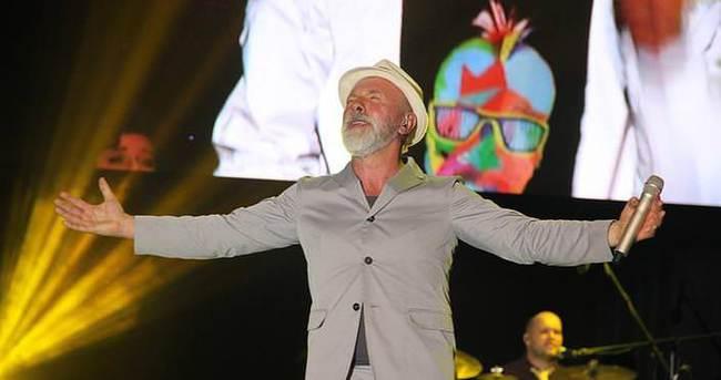 Dino Merlin İstanbul'da konser verdi