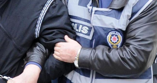 Kilis'te yanlarında 3 çocuk bulunan 5 DAEŞ'li yakalandı