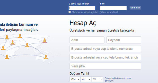 Facebook internet midir?