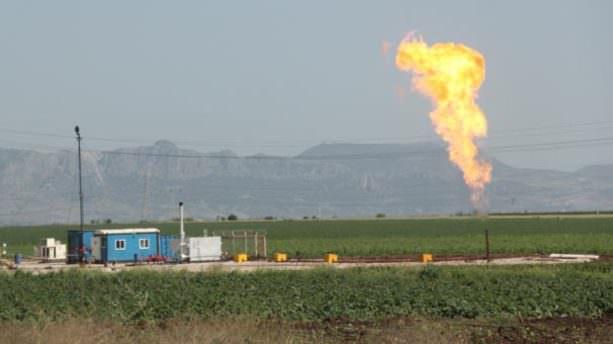 Adana'nın Yüreğir ilçesinde de doğalgaz bulundu