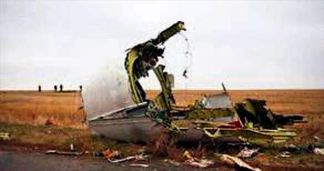 'Uçağı, Ukrayna düşürdü'