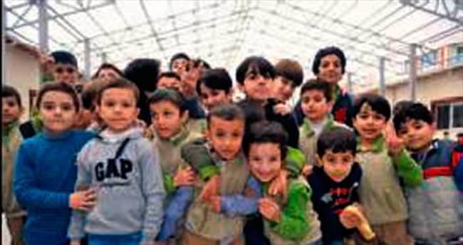 Tek hayalleri Suriye'yi yeniden inşa etmek