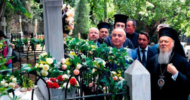Kızılay'ın kurucularından Marko Paşa anıldı