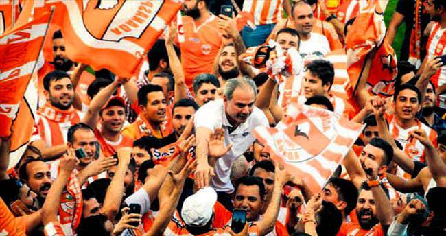 Küllerinden doğan şampiyon: Adanaspor