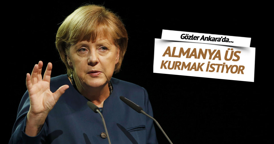 Almanya, İncirlik'e üs kurmak istiyor