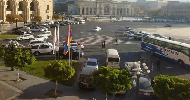 Erivan'da patlama: 2 ölü, 7 yaralı
