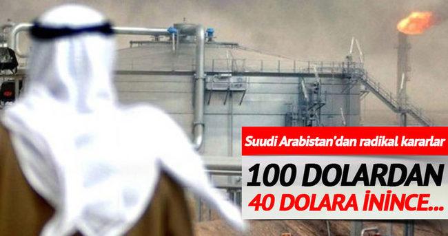 Suudi Arabistan'da yeni dönem başlıyor