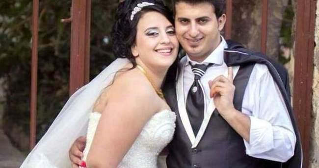 Hatay Samandağ'da genç çift kazada hayatını kaybetti