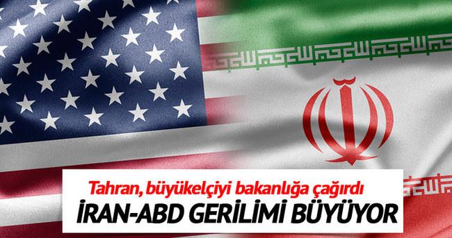 İran'dan ve ABD arasında tazminat krizi