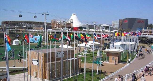 EXPO'yu 3 günde 90 bin kişi ziyaret etti