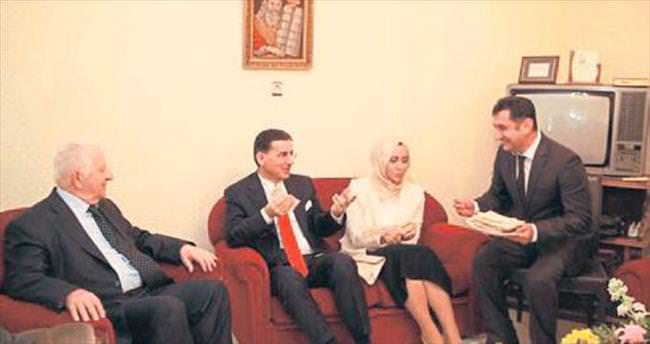 Hatay Valisi Ercan Topaca'dan Hamursuz kutlaması