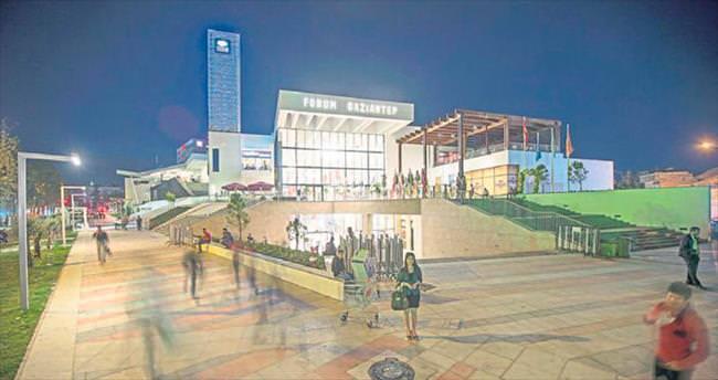 Forum Gaziantep'in ziyaretçileri artıyor