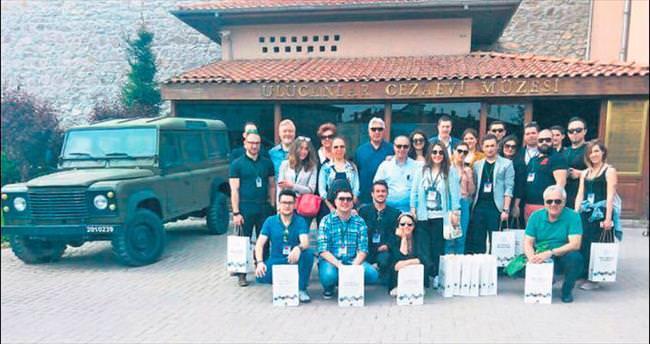 Turizmcilerden Ulucanlar çıkarması