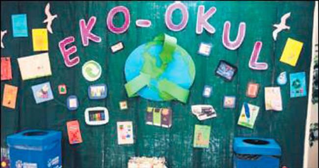 KALEV'den çevreci eğitim