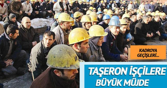 720 bin taşeron işçiye devlet güvencesiyle kadro