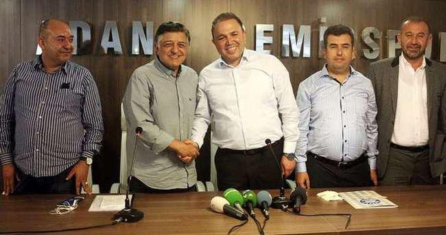 Yılmaz Vural'ın 39. takımı Adana Demirspor