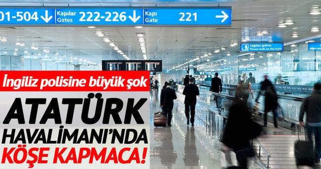 İngiliz polisi, naklettiği suçluyu İstanbul'da elinden kaçırdı
