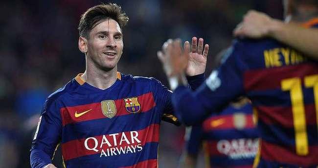 Messi Antalya'ya gelecek