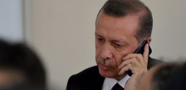 Cumhurbaşkanı Erdoğan'dan Bursa telefonu!