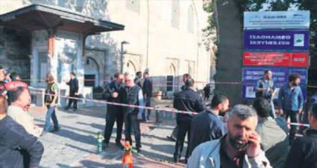Bursa'da kadın canlı bomba kendini patlattı
