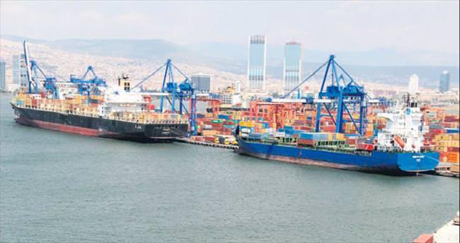 Ege'nin ihracatı % 6 arttı