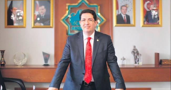 Aksaray'ın su sorununa 100 milyon TL'lik çözüm